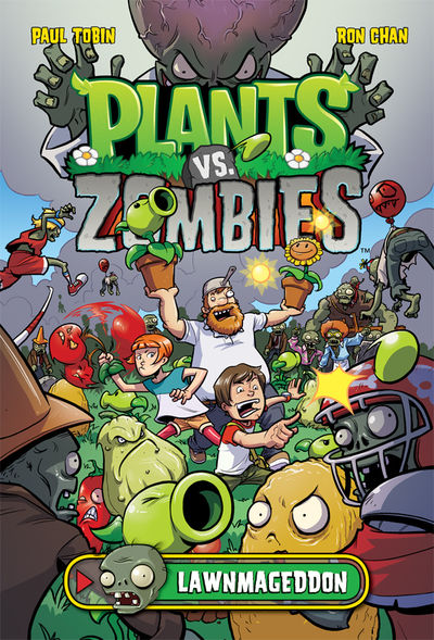 Plants vs. Zombies: Lawnmageddon HC