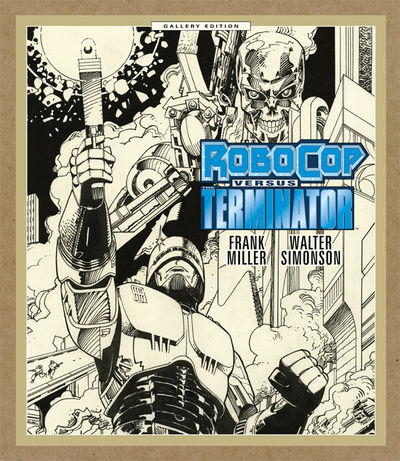 RoboCop vs. the Terminator Gallery Edition HC MAR140032