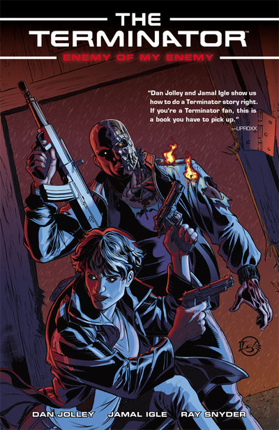 Terminator: Enemy of My Enemy TPB OCT140121