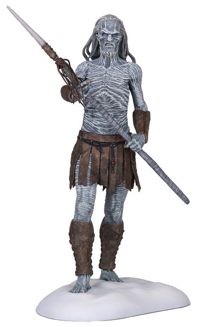Game of Thrones Figure: White Walker MAR140110