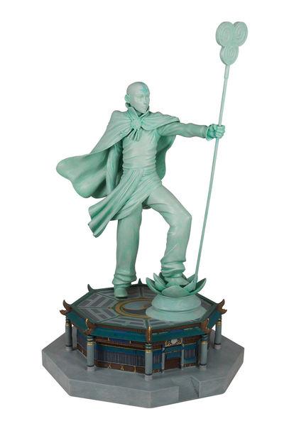 Legend of Korra: Aang Memorial Statue