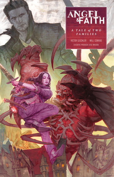 Angel and Faith: Season Ten Vol. 5 A Tale of Two Families TPB