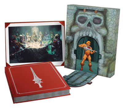 Art of He-Man and the Masters of the Universe Limited Edition HC NOV148157