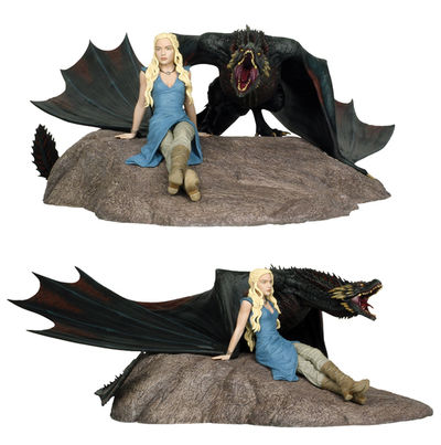 Game of Thrones Statue: Daenerys and Drogon Limited Edition FEB150119