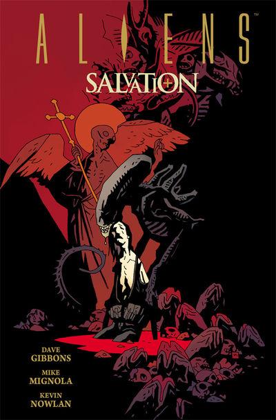 Aliens: Salvation HC
