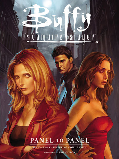 Buffy the Vampire Slayer: Panel to Panel - Seasons 8 & 9 TPB OCT140022