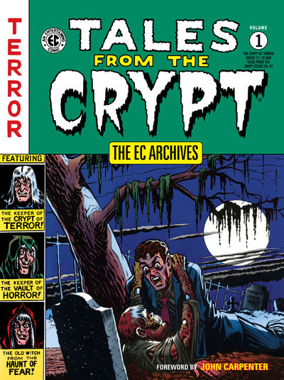 EC Archives: Tales from the Crypt Volume 1 HC FEB150112