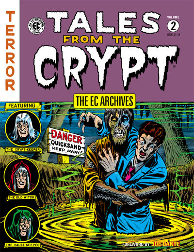 EC Archives: Tales from the Crypt Volume 2 HC MAR160097