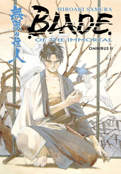 Blade of the Immortal Omnibus Volume 2 TPB