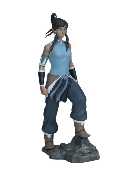 Legend Of Korra Toys : Legend of korra statuette at tfaw