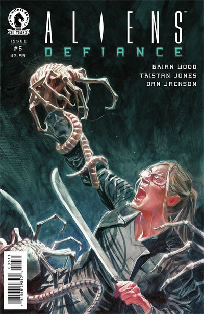 Aliens: Defiance #6 JUL160083