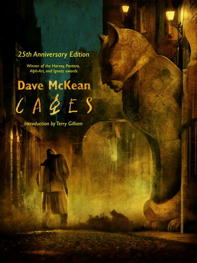 Cages TPB (Second Edition)