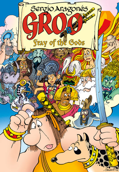 Groo: Fray of the Gods #4