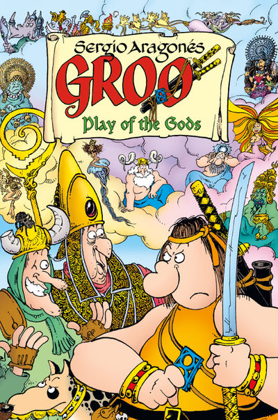 Groo: Play of the Gods TPB OCT170056