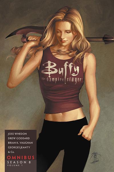 Buffy the Vampire Slayer Omnibus: Season 8 Volume 1 TPB
