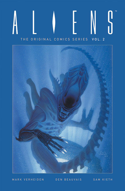 Aliens: The Original Comics Series Volume 2 HC