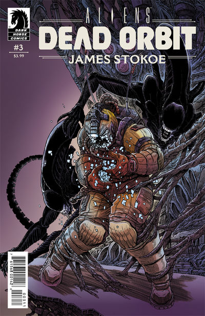 Aliens: Dead Orbit #3