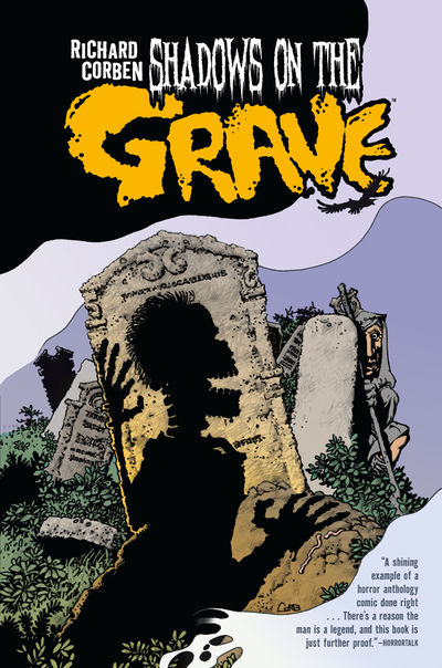 Shadows on the Grave HC SEP170040