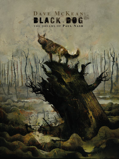Black Dog: The Dreams of Paul Nash TPB