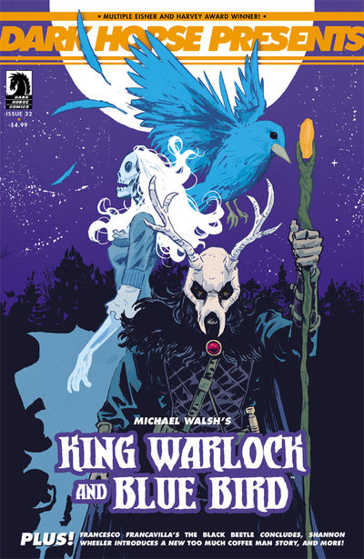 Dark Horse Presents Vol. 3 #32