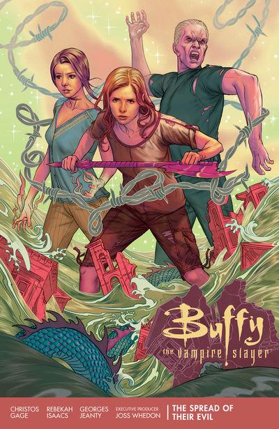 Buffy the Vampire Slayer: Season Eleven Vol. 1 - The Spread of Their Evil... TPB