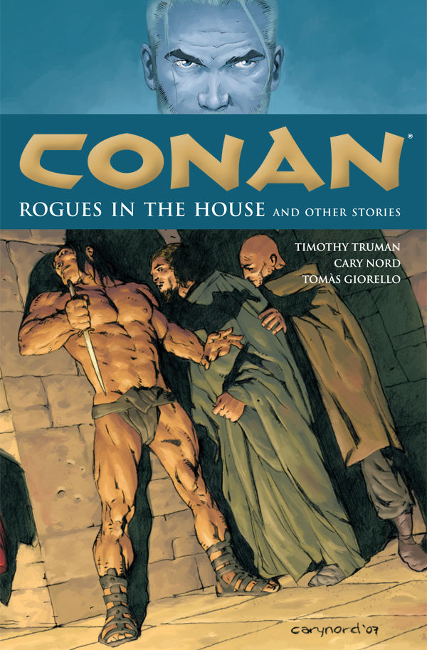 Appendix N Conan Rogues In The House By Timothy Truman