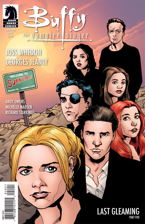 Buffy And Angel Buffy Season Eight Discussion Thread 10 Page 2