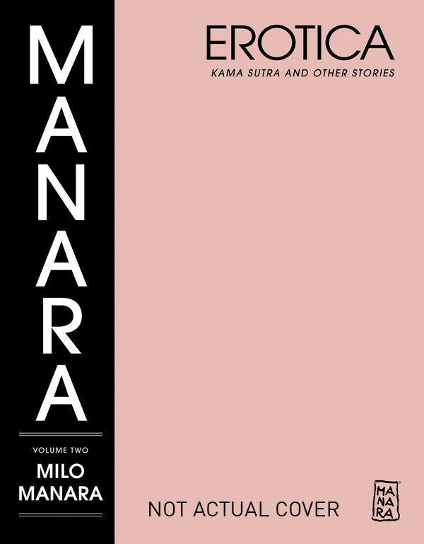 【预告】黑马的Manara Library Erotica Vol.2 - caininghan99 - 蔡宁汉的纸片博客