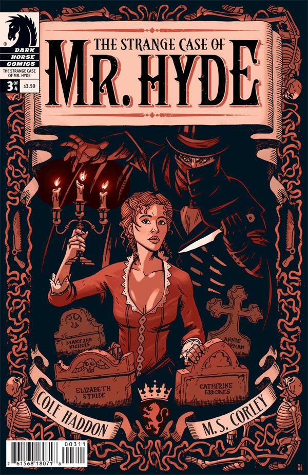 The Strange Case of Mr. Hyde Comic