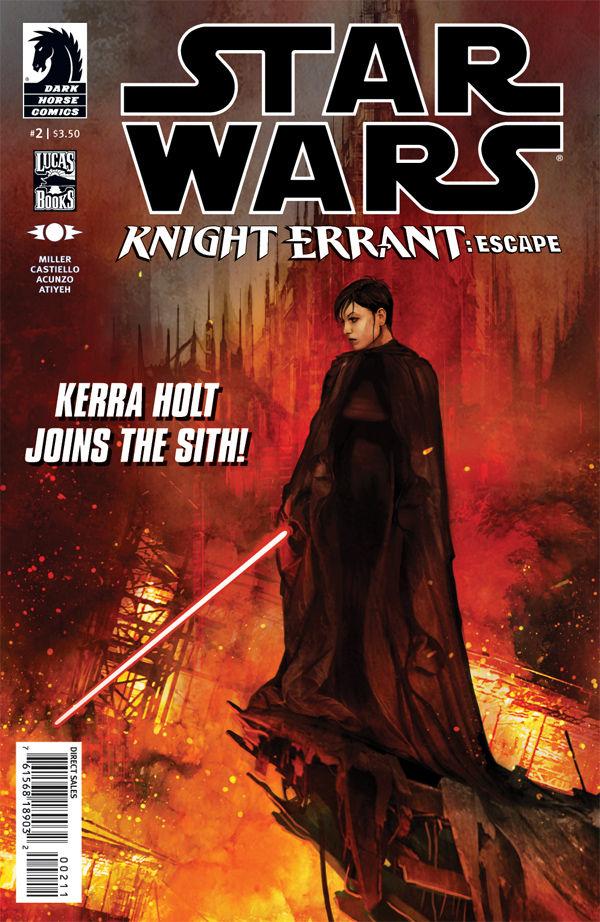 Star Wars: Knight Errant—Escape #2 :: Profile :: Dark