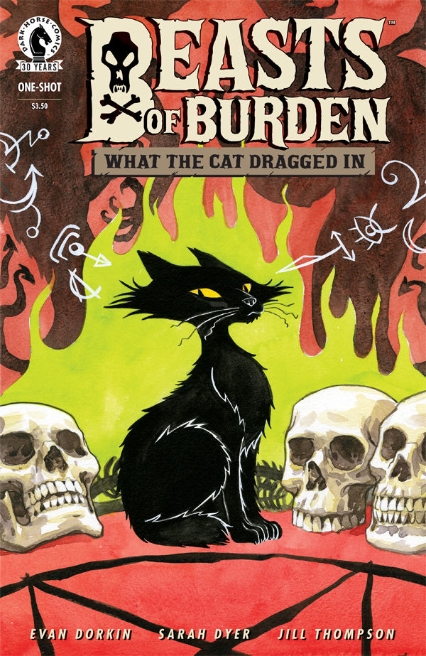 Beasts of Burden comics at TFAW.com