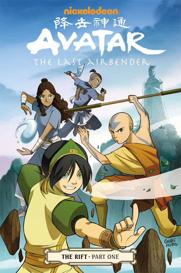 The Final Reveal Part 1: Avatar: The Last Airbender: The Rift, Part One Hits #1 On