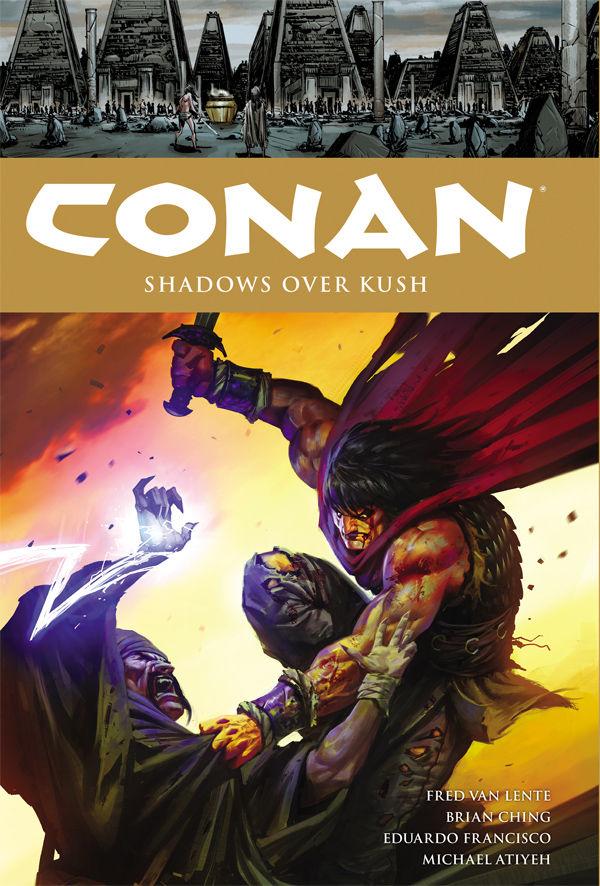 Conan Volume 17: Shadows Over Kush HC