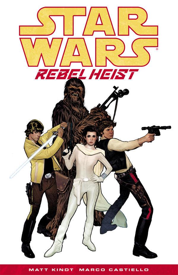 Star Wars Rebel Heist Tpb Profile Dark Horse Comics