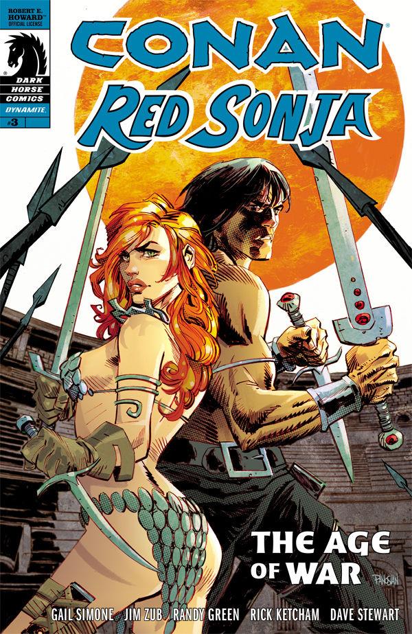 Conan Red Sonja #3