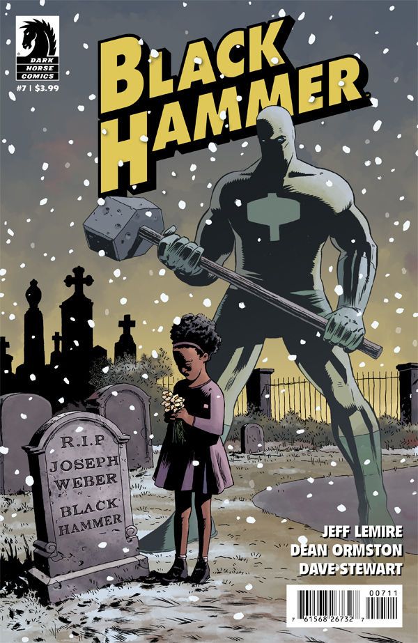 Black Hammer comics at TFAW.com