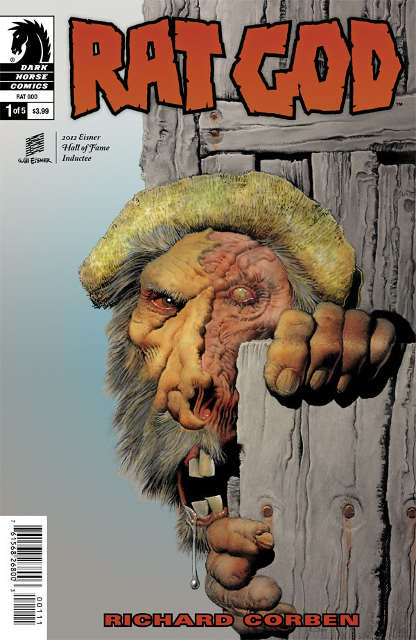 Rat God 1 Profile Dark Horse Comics