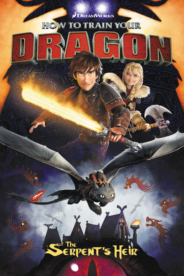 How to train your dragon the serpents heir tpb profile dark how to train your dragon the serpents heir tpb profile dark horse comics ccuart Choice Image