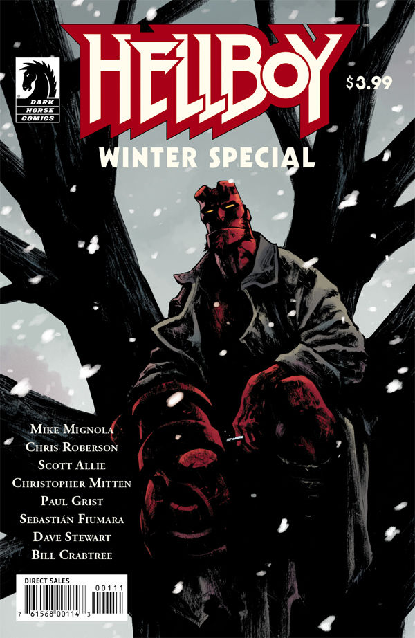 Hellboy comics at TFAW.com