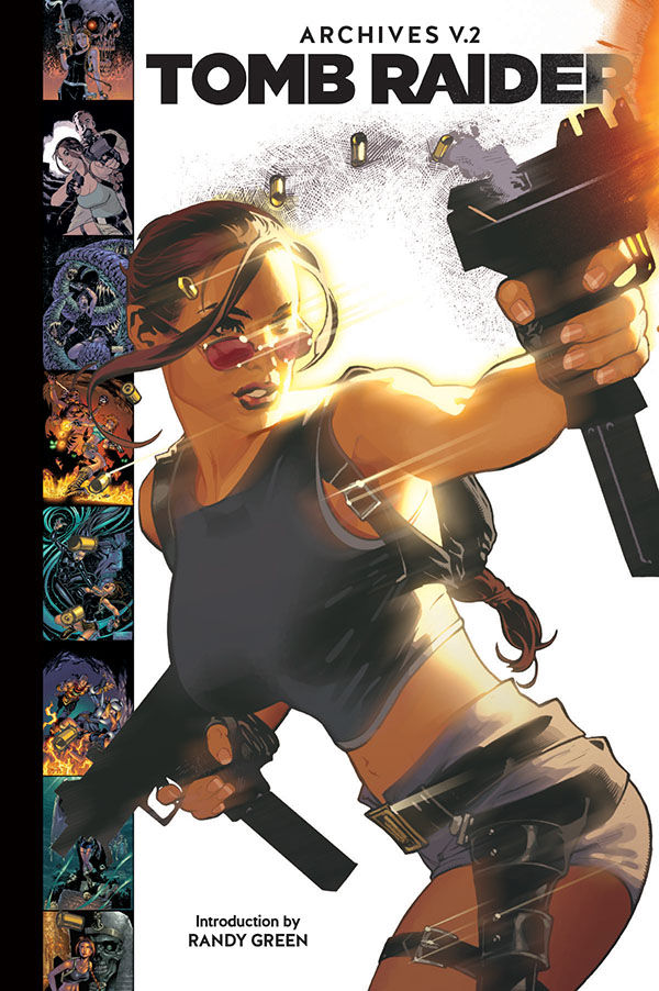 Tomb Raider Archives Volume 2 HC :: Profile :: Dark Horse Comics