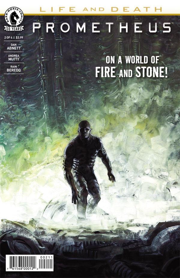 Prometheus: Life and Death #2
