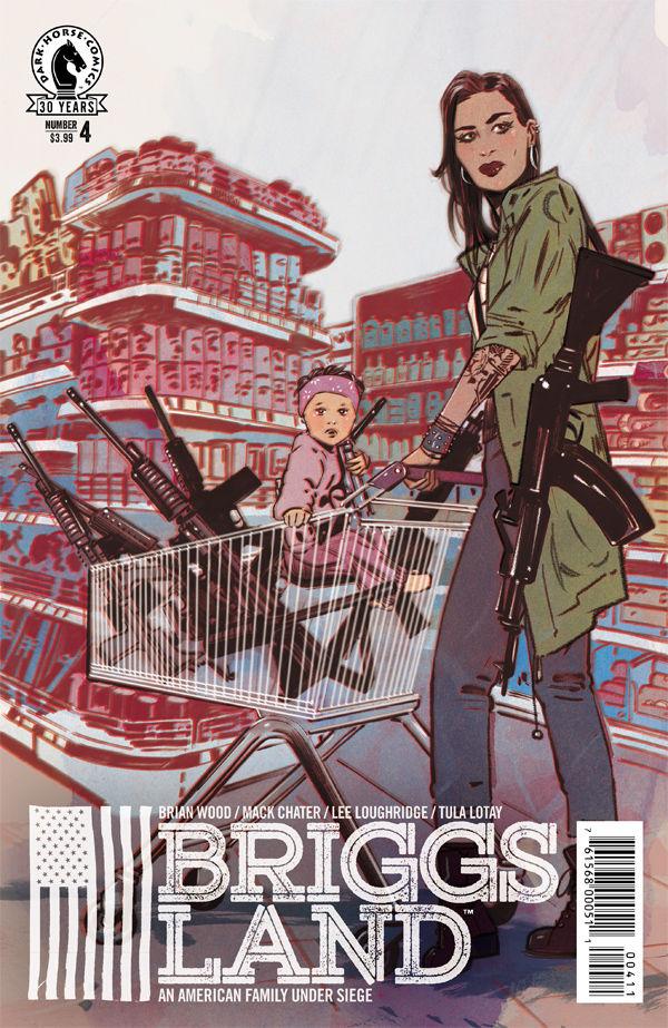 Briggs Land comics at TFAW.com