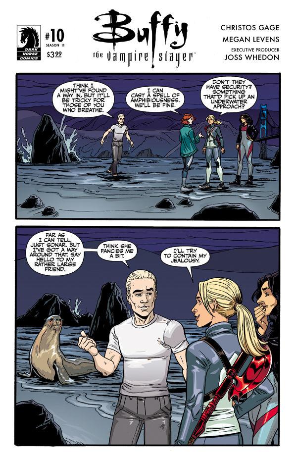 Buffy, Saison 11 - épisode 10