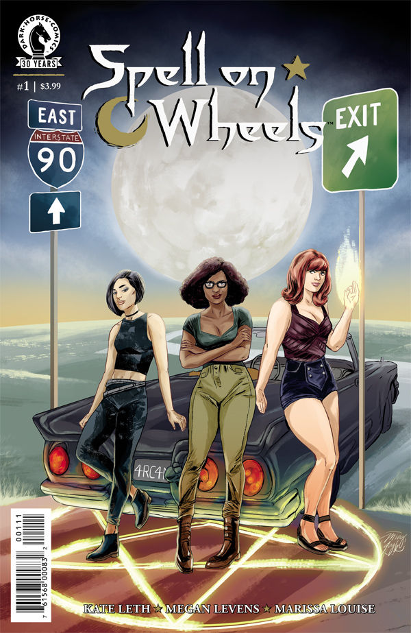 Spell on Wheels comics at TFAW.com
