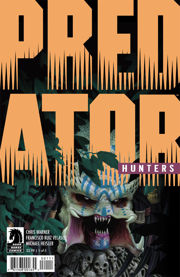 Predator Hunters #1 Cover A
