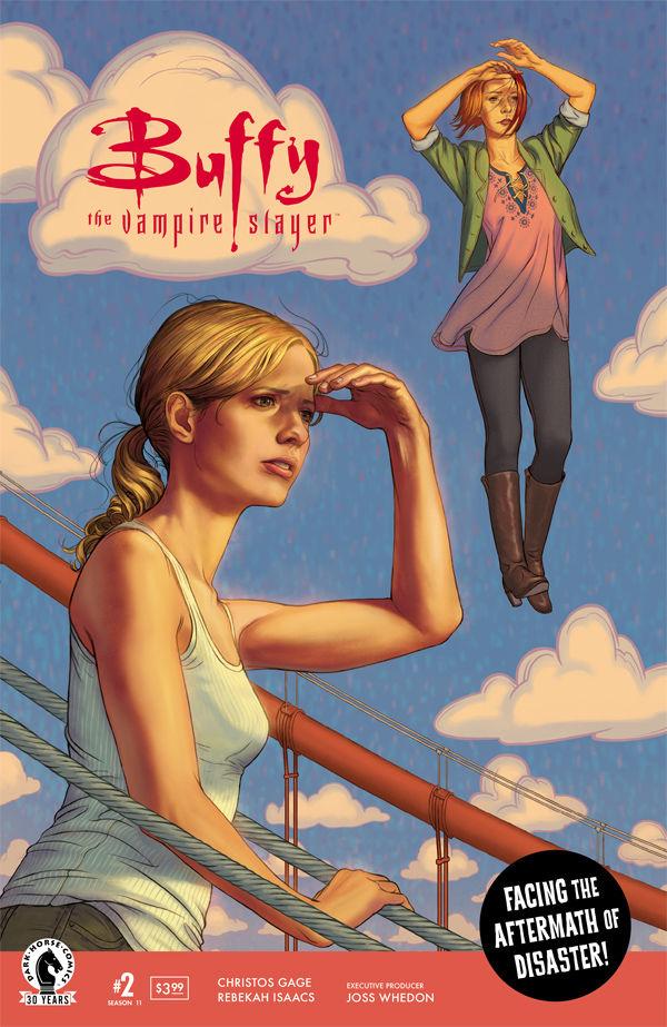 Buffy the Vampire Slayer comics at TFAW.com