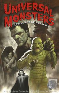 Universal Monsters comics and novels - Classic Horror Film Board
