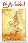 Oh My Goddess!: Childhood's End TPB - nick & dent