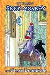 Sock Monkey: The Glass Doorknob HC - nick & dent