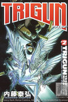 Trigun Volume 2 TPB - nick & dent